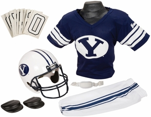 NCAA BYU Uniform Set - Franklin Sports