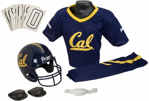 NCAA CALIFORNIA Uniform Set - Franklin Sports