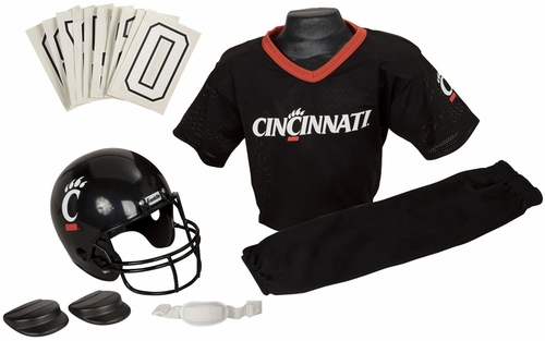 NCAA CINCINNATI Uniform Set - Franklin Sports