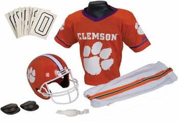NCAA CLEMSON Uniform Set - Franklin Sports