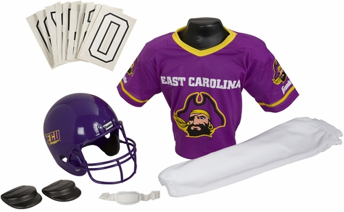 NCAA EAST CAROLINA Uniform Set - Franklin Sports