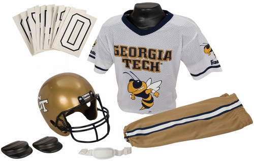 NCAA GEORGIA TECH Uniform Set - Franklin Sports