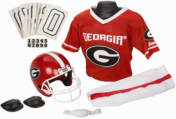 NCAA GEORGIA Uniform Set - Franklin Sports