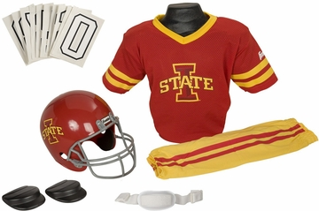 NCAA IOWA STATE Uniform Set - Franklin Sports