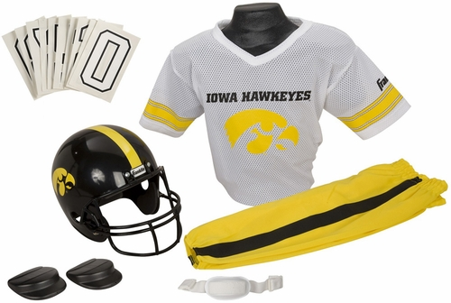 NCAA IOWA Uniform Set - Franklin Sports