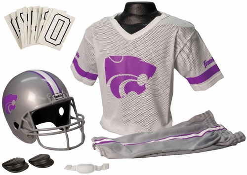 NCAA KANSAS STATE Uniform Set - Franklin Sports