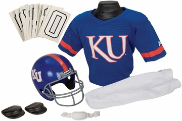 NCAA KANSAS Uniform Set - Franklin Sports
