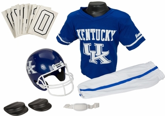 NCAA KENTUCKY Uniform Set - Franklin Sports