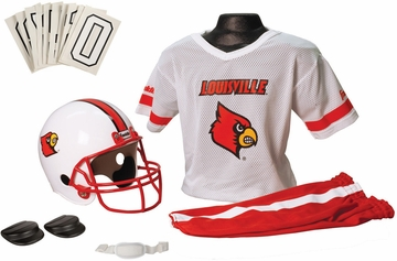 NCAA LOUISVILLE Uniform Set - Franklin Sports
