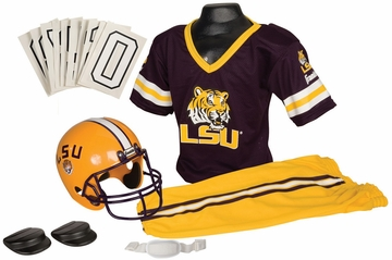 NCAA LSU Uniform Set - Franklin Sports