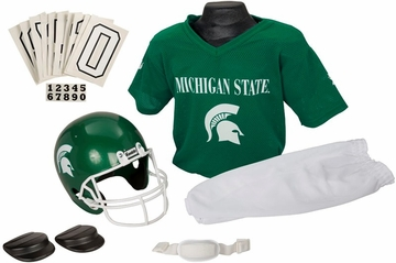 NCAA MICHIGAN STATE Uniform Set - Franklin Sports
