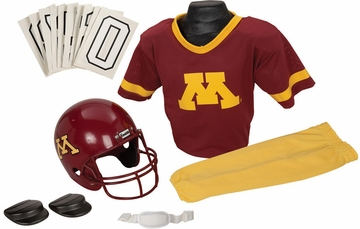 NCAA MINNESOTA Uniform Set - Franklin Sports