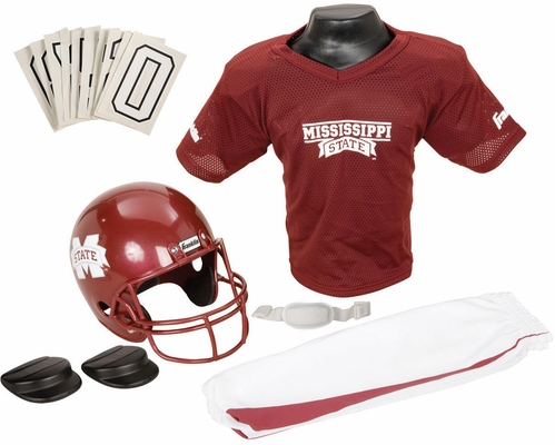 NCAA MISS STATE Uniform Set - Franklin Sports