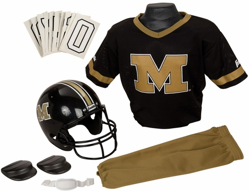 NCAA MISSOURI Uniform Set - Franklin Sports