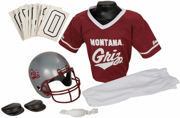 NCAA MONTANA Uniform Set - Franklin Sports