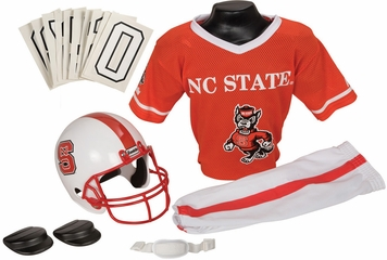 NCAA NC STATE Uniform Set - Franklin Sports