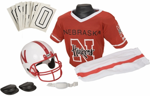 NCAA NEBRASKA Uniform Set - Franklin Sports