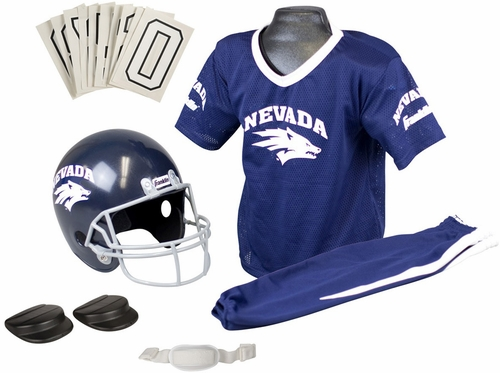NCAA NEVADA Uniform Set - Franklin Sports