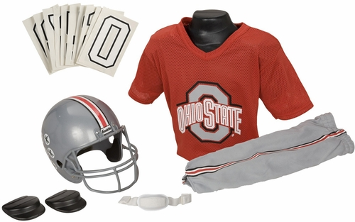 NCAA OHIO ST. Medium Uniform Set - Franklin Sports