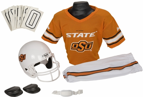 NCAA OKLAHOMA ST. Uniform Set - Franklin Sports