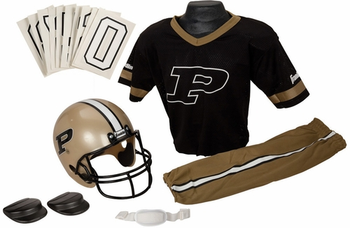 NCAA PURDUE Uniform Set - Franklin Sports