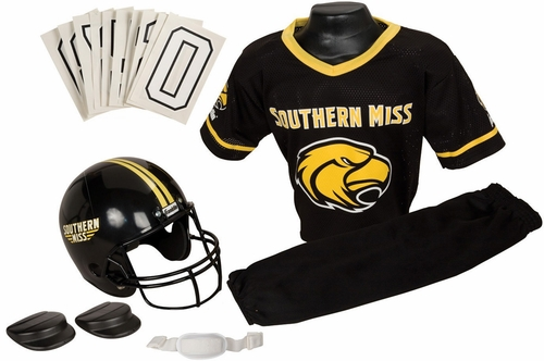 NCAA SOUTHERN MISS Uniform Set - Franklin Sports