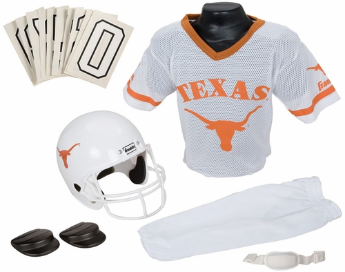NCAA TEXAS Uniform Set - Franklin Sports