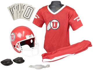NCAA UTAH Uniform Set - Franklin Sports