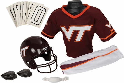 NCAA VIRGINIA TECH Uniform Set - Franklin Sports