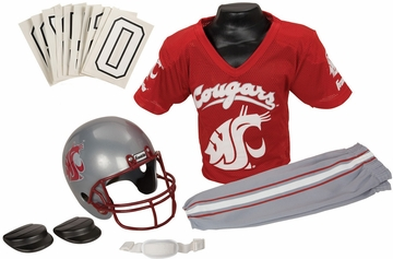 NCAA WASH STATE Uniform Set - Franklin Sports