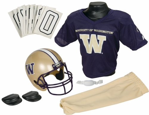 NCAA WASHINGTON Uniform Set - Franklin Sports
