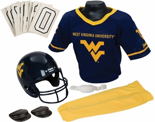 NCAA WEST VIRGINIA Uniform Set - Franklin Sports