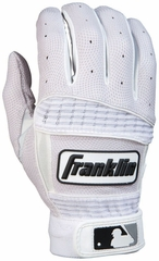 Neo Classic II Adult Batting Glove Pearl / White - Franklin Sports