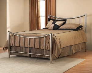 Neopolitan Queen Size Bed - Hillsdale Furniture - 1476BQR