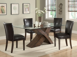 Nessa 5 Piece Table & Chair Set  - 103051