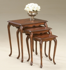 Nest Of Tables in Plantation Cherry - Butler Furniture - BT-2306024