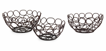 Nesting Bowls (Set of 3) - IMAX - 10532-3
