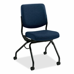 Nesting Chair - Black Frame/Navy - HONPN1AUUBW90T