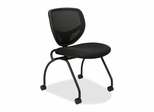 Nesting Chair Without Arms - Black 2 Count- BSXVL302MM10
