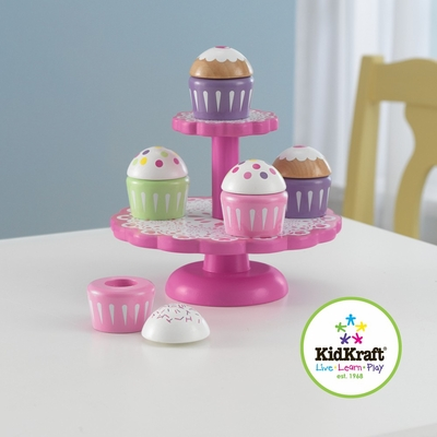 New Cupcake Set - KidKraft Furniture - 63172