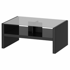 New York Skyline Coffee Table in Modern Mocha - Kathy Ireland