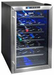 NewAir 28 Bottle Freestanding Thermoelectric Wine Cooler