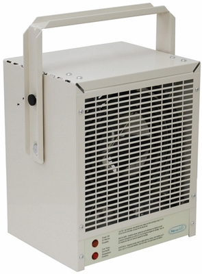 NewAir Electric Garage Heater in Almond