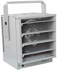 NewAir Electric Garage Heater in White