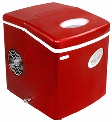 NewAir Red Portable Ice Maker