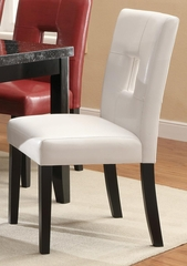 Newbridge Dining Chair - Set of 2 - 103612WHT