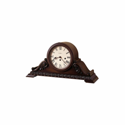 Newley Traditional Mantel Clock - Howard Miller