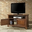 "Newport 42"" TV Stand in Classic Cherry Finish - Crosley Furniture - KF10003CCH"