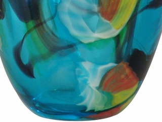Newport Heights Vase - Dale Tiffany - PG90164