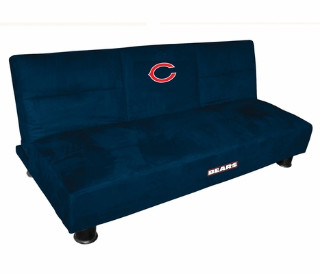 NFL Bears Convertible Sofa with Tray - Imperial International - 852602